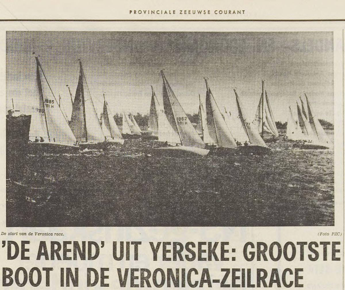 50 jaar Deltaweekend, een feestje waard! Veronicarace terug