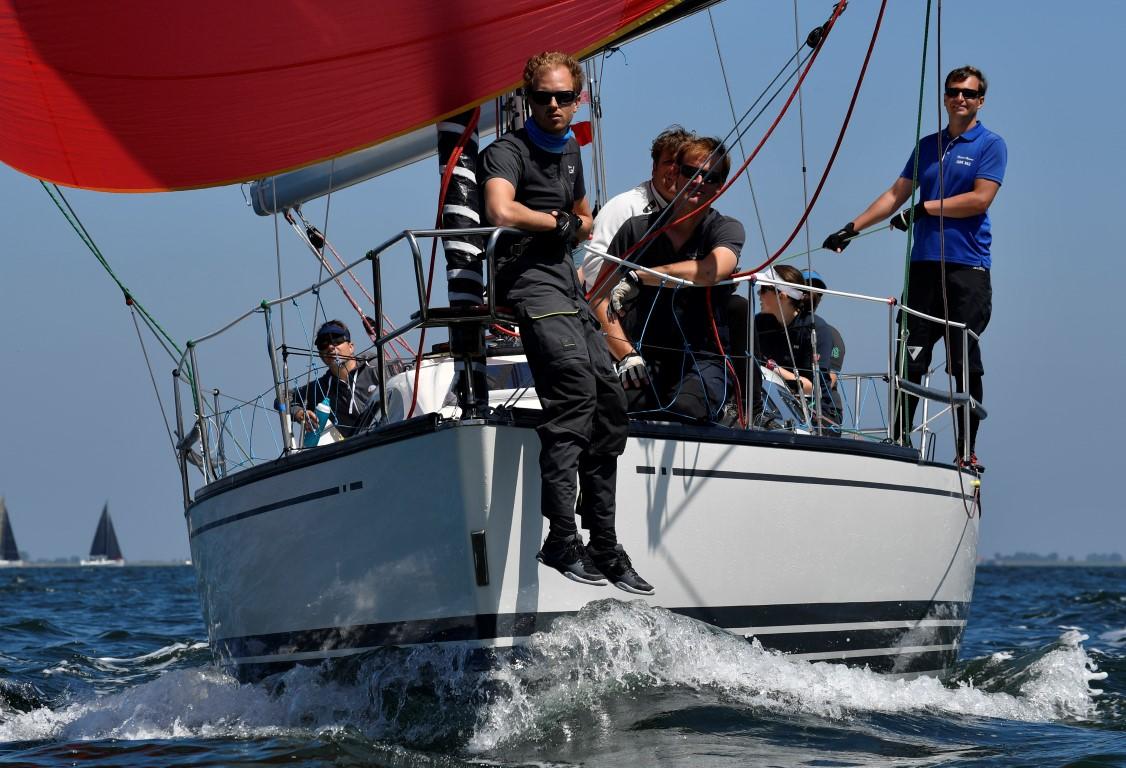 X -Yachts Cup Zeeland tijdens Deltaweekend